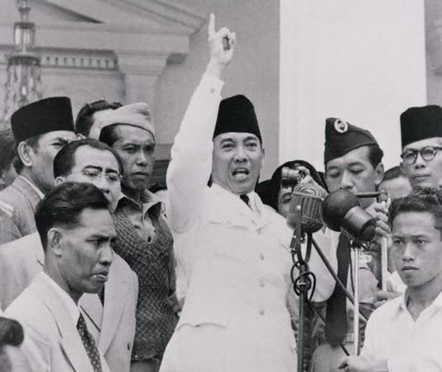 Fenomers 16 Kata Mutara Sakti Dari Ir Soekarno