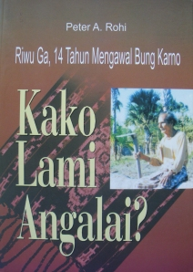 Buku Riwu Ga