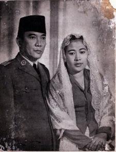 BUNG KARNO - Fatmawati