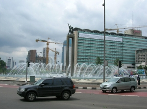Hotel Indonesia 2006