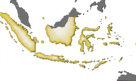 Peta 8 Provinsi