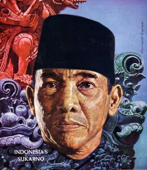 picture-Sukarno