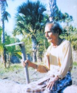 Riwu Ga di Ladang