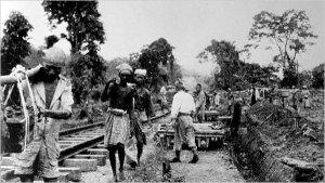 romusha asal Indonesia di Burma
