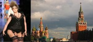 Rusia and fat women