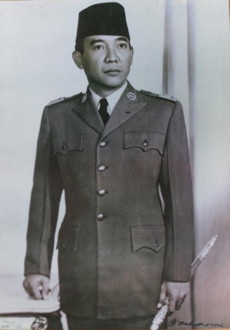 Sukarno Presiden RI I