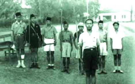 Pengawal Bung Karno 1945