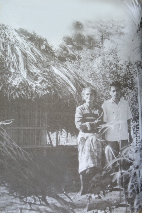 Riwu dan anaknya