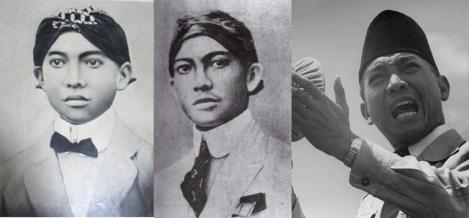 Tiga Sukarno