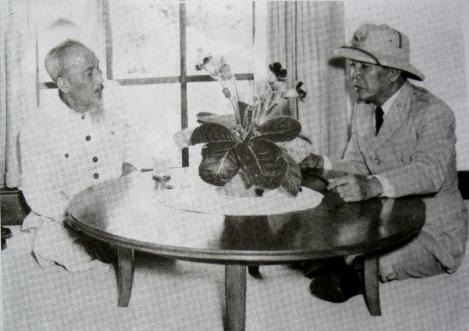 Bung Karno dan Ho Chi Minh