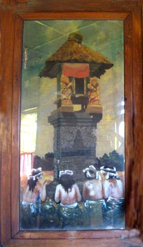 Lukisan Sukarno