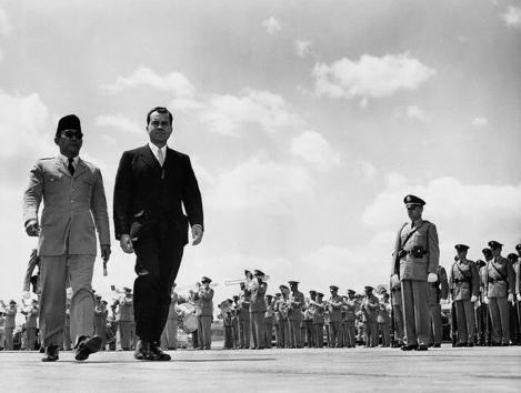 Bung Karno dan Nixon