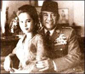 Dewi dan Sukarno