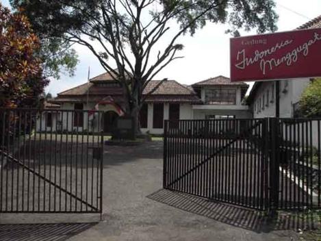 Gd Indonesia Menggugat di Bdg