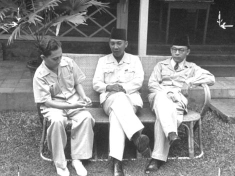 Sjahrir-Bung Karno-Hatta