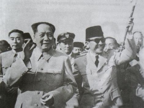 Mao Zedong dan Bung Karno