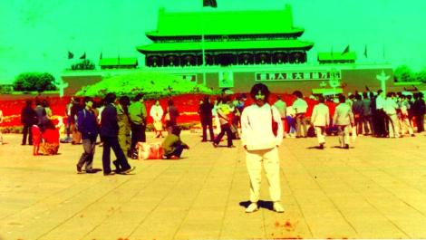 Roso Daras di Beijing