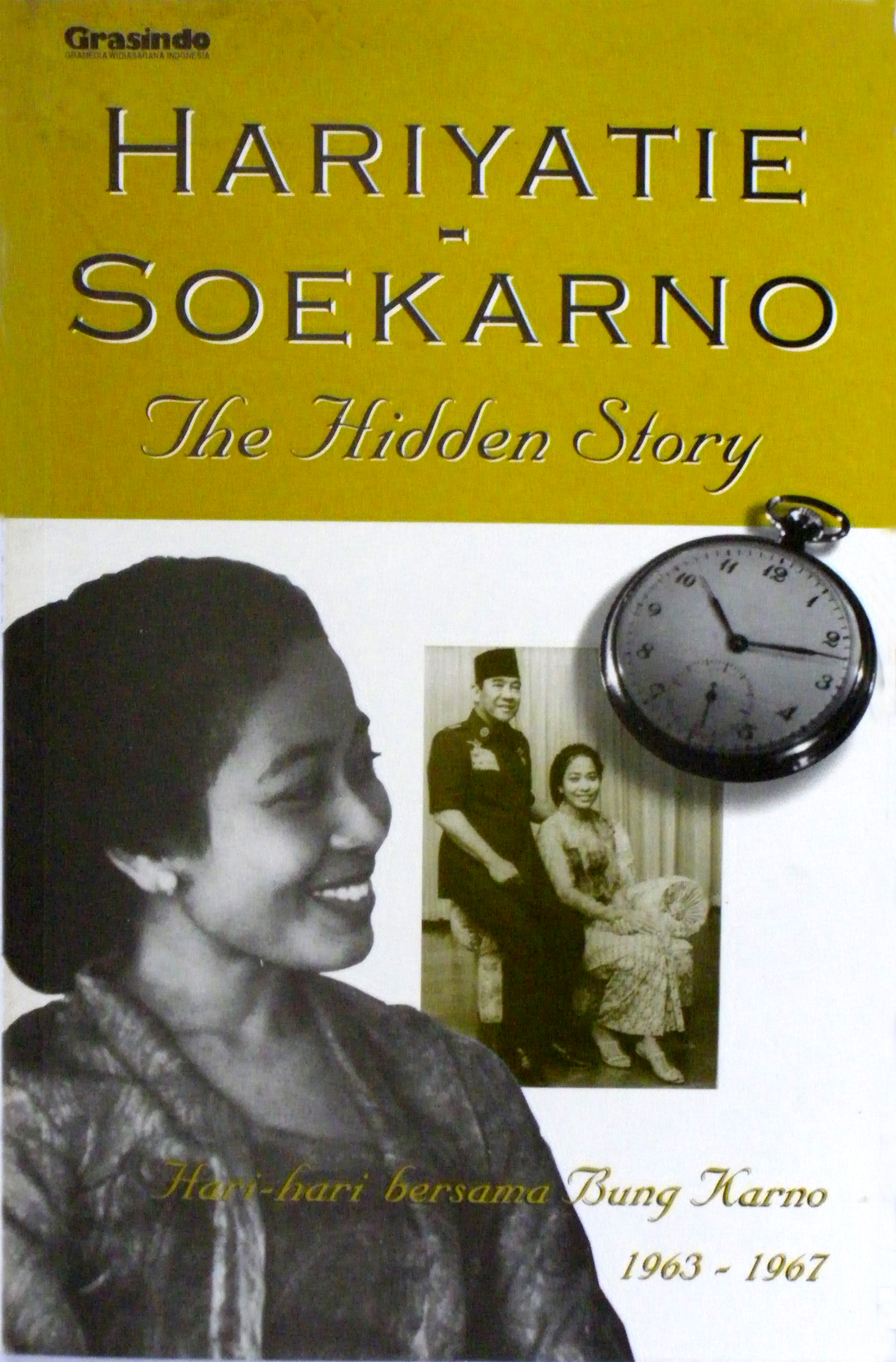 Hariyatie Soekarno | ROSO DARAS