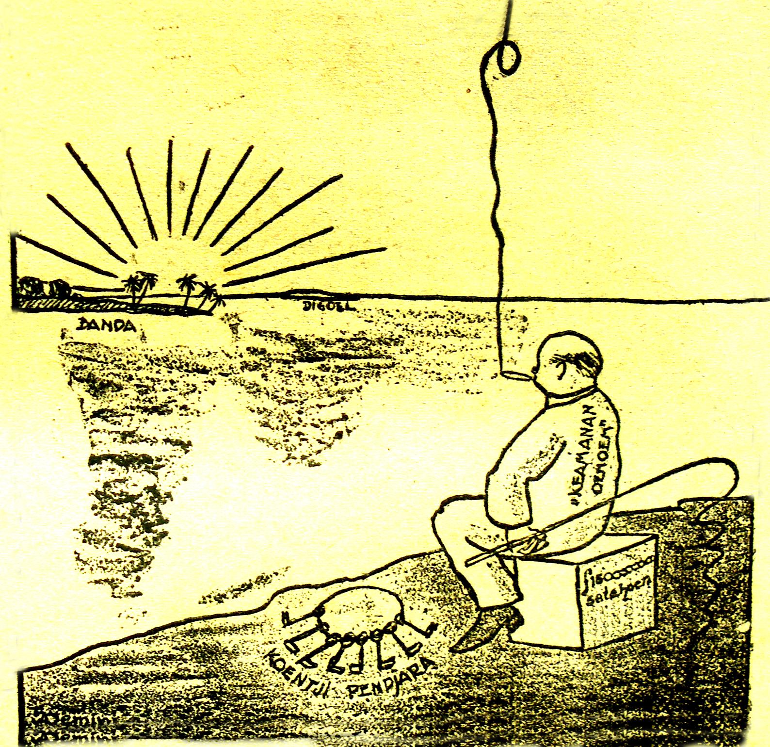 Karikatur ROSO DARAS