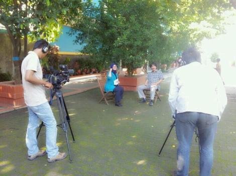 syuting DAAI TV-2