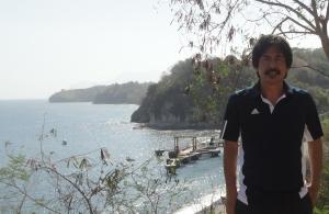 Roso Daras di Teluk Numba