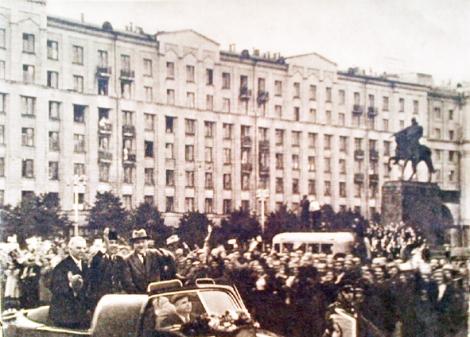 BK menuju Kremlin