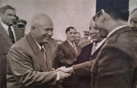 Kruschev dan Bung Karno