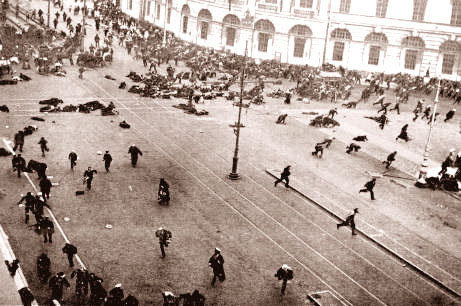 revolusi bolshevik