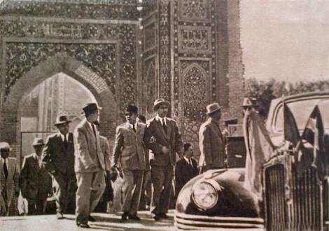 BK di  Samarkand