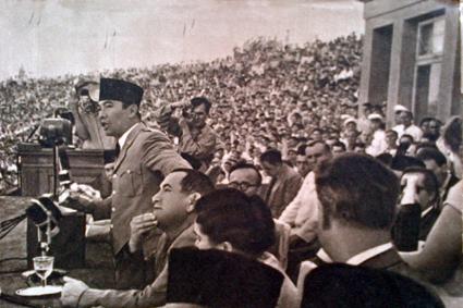 Pidato Bung Karno di Tasjkent
