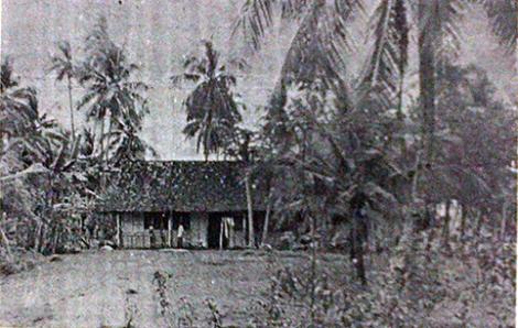 Rumah R Hardjodikromo Tulungagung