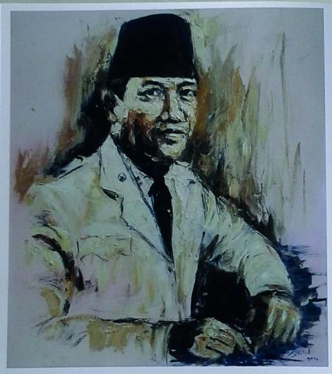 Lukisan BK karya Sohieb